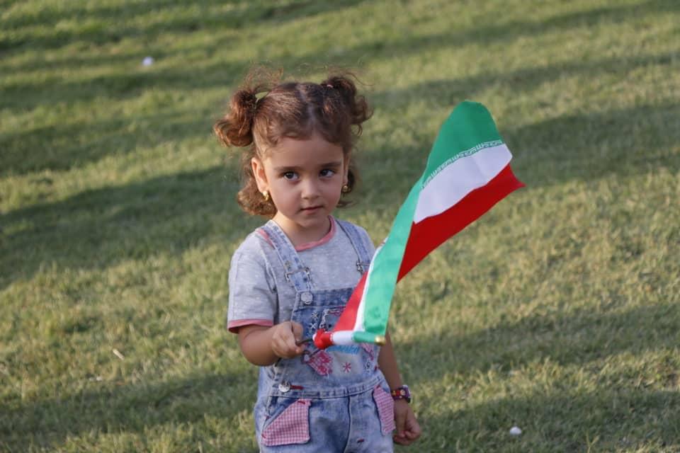 جشن پیروزی حامیان آیت الله رئیسی+تصویر