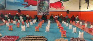 photo 2021 05 16 20 57 48 | اهدای 400 بسته معیشتی به نیازمندان و آسیب دیدگان بیماری کرونا در خرم آباد | امید لرستان