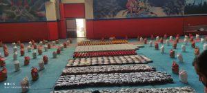 photo 2021 05 16 20 57 49 | اهدای 400 بسته معیشتی به نیازمندان و آسیب دیدگان بیماری کرونا در خرم آباد | امید لرستان