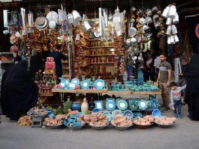 بازار خرمآباد یک هفته تعطیل شد