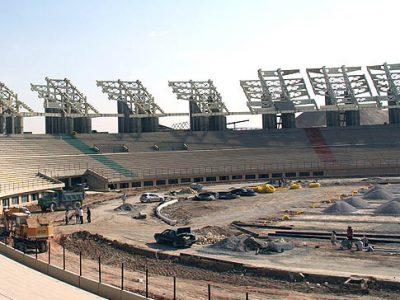بی خیالی مسئولین در لرستان رکورد زد/ ۱۴ سال گذشت و ورزشگاه ۱۵ هزار نفری خرم آباد ساخته نشد