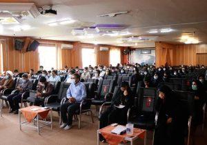 اردوی آموزشی زیارتی فعالان فرهنگی اجتماعی محلات حاشیه ای خرم آباد در مشهد+تصاویر