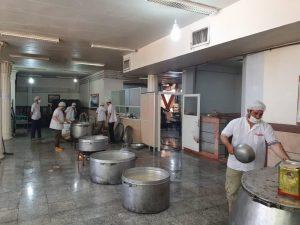 photo 2021 07 28 16 36 32   برنامه های متنوع یک مسجد در برای بزرگداشت اشرف الاعیاد/ از بستن عقد اخوت تا اطعام 14 هزار نفر از مومنان لرستانی   امید لرستان
