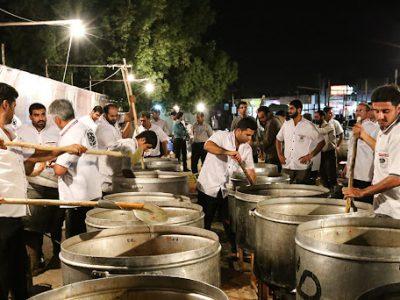 پخت ۴۰۰ هزار غذای نذری در مهد محبان علی علیه سلام/ لرستان سایه نشین غدیر می شود