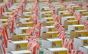 توزیع ۲۶۵ هزار بسته معیشتی بین خانوادههای آسیب دیده از کرونا
