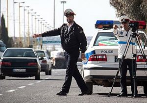 اعمال قانون ۱۶۸۸ خودرو در لرستان به دلیل تخلفات کرونایی