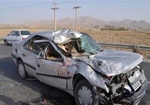 ۳ کشته و دو مجروح در حوادث رانندگی شب گذشته محور خرمآباد_بروجرد
