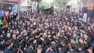 photo 2021 08 13 19 41 34   اینجا همه زیر پرچم امام حسین علیه سلام متحد می شوند/ مجمع حیدریون الیگودرز تشکل مردم واری که اقدامات شاخص اجتماعی دارد   امید لرستان
