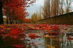 نخستین بارش پاییزی لرستان را فرا می گیرد
