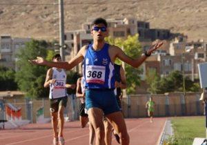 رقابت های دوومیدانی قهرمانی جوانان کشور با قهرمانی استان لرستان پایان یافت