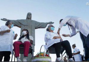 مرگ بیش از ۳۲ هزار نفر در برزیل پس از دریافت واکسنهای مشکوک کرونا