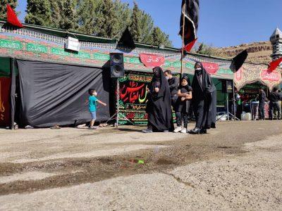 پیاده روی حرم تا حرم در خرم آباد