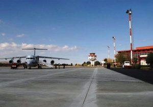برقراری پروازهای مشهد مقدس در فرودگاه خرمآباد از ۸ آبان ماه